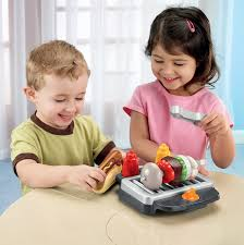 Fisher Price Servin Surprises Kitchen Table by Buy Fisher Price X2927 Fisher Price Servin U0027 Surprises Grill Set