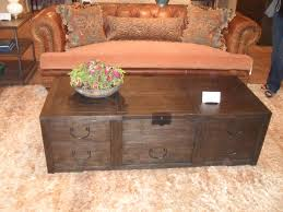 coffee table awesome wooden chest coffee table rustic chest