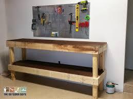 Wood Garage Storage Cabinets Image Of Garage Storage Cabinets Organizationgarage Work Bench