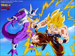 goku vs android 19 goku saiyan vs cooler form by el maky z on deviantart