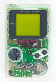 file game boy play it loud transparent american edition png