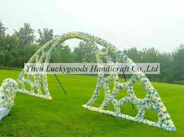 wedding backdrop manufacturers customer made outdoor high quality decorative artificial flower