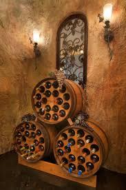 Rangement Pour Cave A Vin Idées De Cave à Vins Bouteilles Barriques Et Casiers