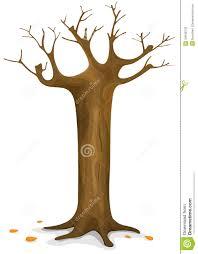 bare tree trunk clipart 2098088
