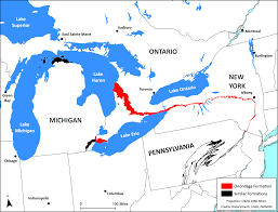 Buffalo State Map by Onondaga Limestone Wikipedia