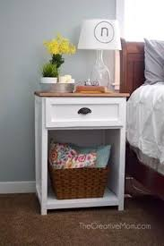 how tall are nightstands how to make nightstands taller design waffle blog pinterest