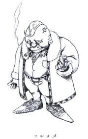 image don corneo ffvii sketch 1 jpg final fantasy wiki