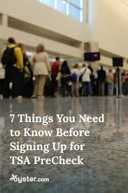 tsa precheck interview 7 things you need to know before signing up for tsa precheck