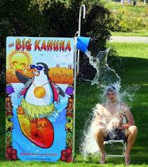 dunk booth rental water dunk tank rentals erie pa brads bounce a lot party