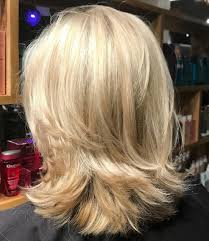 shoulder length hair with layers at bottom 70 brightest medium length layered haircuts and hairstyles