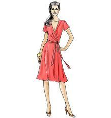 patron robe de chambre femme gratuit 4 patrons pour coudre une robe portefeuille