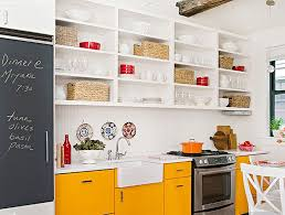 Open Kitchen Cabinets Ideas by Interesting Types Of Open Kitchen Shelving Artenzo