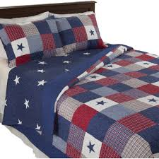 Country Quilts And Bedspreads Somerset Home Caroline Quilt Set Walmart Com