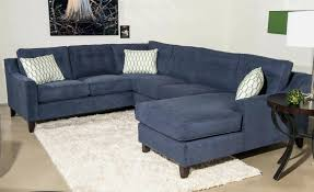 lovely couch and chaise lounge interior