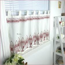 mod鑞e de rideaux de cuisine modele rideau de cuisine cuisines et salles manger model rideau