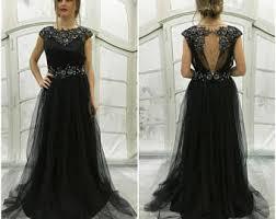 black wedding dress black wedding dress etsy