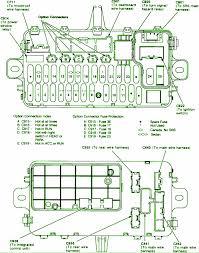 92 honda civic si fuse box diagram u2013 circuit wiring diagrams
