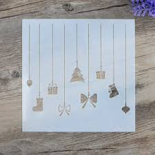 online buy wholesale christmas stencils for painting from china