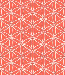 simple elegant linear vector pattern in 1920s style modern art