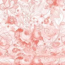 contemporary wallpaper floral washable sarabande berenice