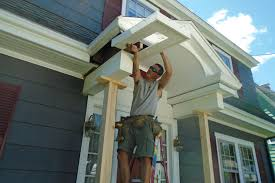 new columns for an old porch jlc online porches carpentry