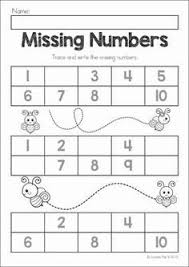 early childhood math worksheets printable worksheets different