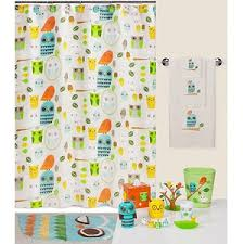 Baby Bathroom Shower Curtains by 22 Best Shower Curtains For Kids Images On Pinterest Shower