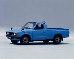 datsun pickup datsun pickup regular cab jp spec 720 u00271979 u201385 pick up
