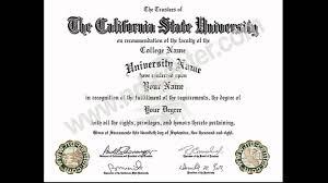 fake diploma document templates online fake certificates youtube
