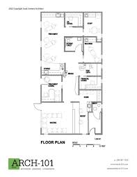 Floor Layouts Orthodontic Office Floor Plans