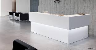 White Reception Desk Reception Desks Quaranta5 Corner Reception Desk Fantoni Uk