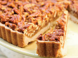 caramel pecan tart recipe myrecipes