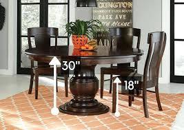 how tall is a dining table how tall is a dining room table dining room table and chairs