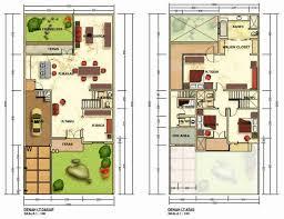desain rumah lebar 6 meter aneka denah rumah minimalis 2 lantai rumah minimalis 2016