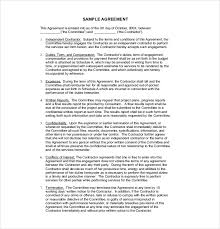 Interior Design Letter Of Agreement Contract Agreement Interior Design Contracts Sample Interior