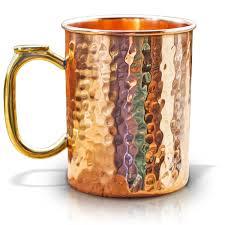 Unique Barware Amazon Com Drinkware Essentials Copper Mug For Moscow Mules