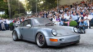 unused porsche 911 carrera rsr 3 8 grabs 2 25 million at auction
