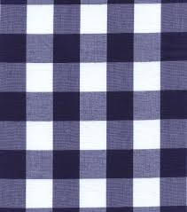 Black And White Check Upholstery Fabric 60