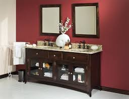 Vanities For Bathrooms Amish Bathroom Vanities And Vanity Cabinets Winters Inside
