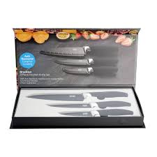 Ceramic Kitchen Knives Review Taylors Eye Witness Brooklyn 3 Piece Kitchen Knife Set Copper