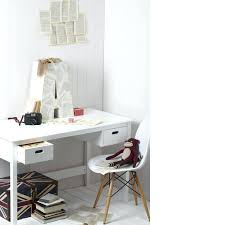 Desk Chair Ideas Pretty White Desk Chair Chic Workspace Study Office White Built In