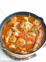 lot of 6 gumbo soup chicken shrimp sausage gumbo