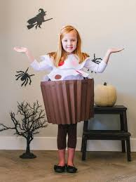 kid u0027s halloween costume idea cupcake hgtv