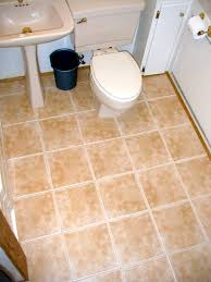 bathroom floor coverings ideas 30 stunning pictures and ideas of vinyl flooring bathroom tile effect