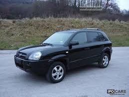 2007 hyundai tucson gls 2 0 2wd esp air cd cl car photo