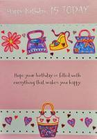 15th birthday cards greeting cards picture this cards