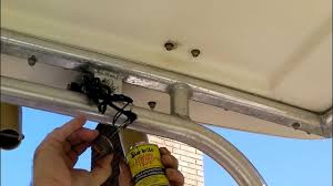 installing led lights on boat how to install led spreader lights on your boat hardtop or t top