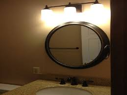 bronze mirror for bathroom oil rubbed bronze framed mirror inovodecor com