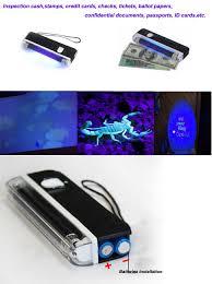 amazon black friday tickets amazon com luckystone handheld uv light torch with led flashlight