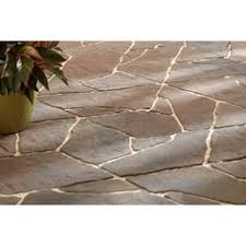 Lowes Patio Stone by Red Brickface Patio Stone Common 16 In X 16 In Actual 15 7 In